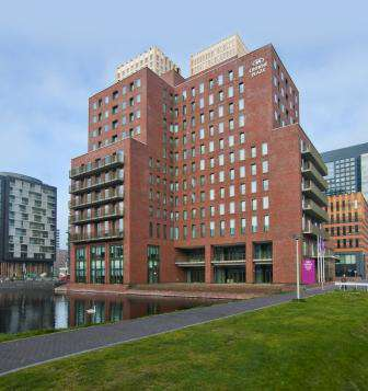 Hotel Crowne Plaza South Amsterdam