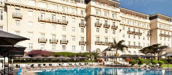 Hotel Palacio de Estoril - Business Booking International