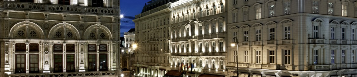 Hotel Sacher Wien - Business Booking International