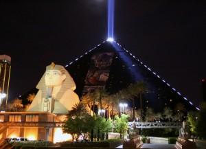 Luxor, Big Las, Vegas, Hotel