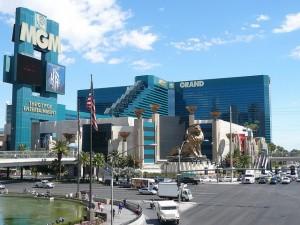 MGM, Hotel, Big, Las Vegas
