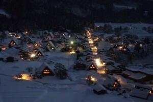 Snow, Japan
