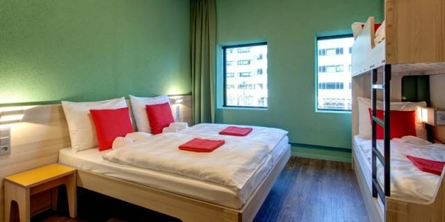 Meininger Hotel Amsterdam.