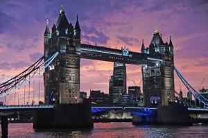 London, nieuwsbrief augustus