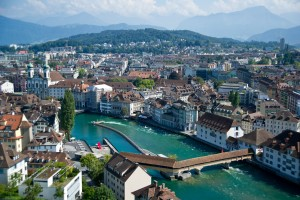 Lucerne Switzerland, blog augustus