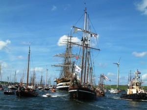 Sail Amsterdam, nieuwsbrief augustus 2