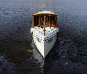 24. Hotel boat