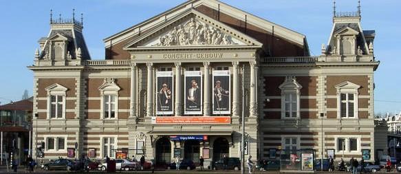 Example The Concertgebouw Amsterdam