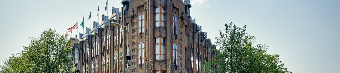 Grand Hotel Amrâth Amsterdam - Business Booking International