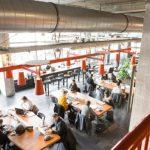 Flex working spaces in Amsterdam