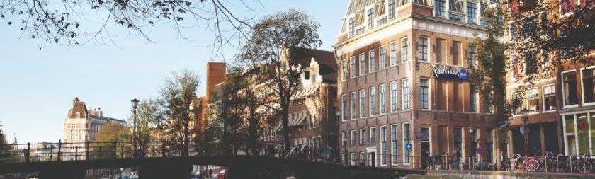 Radisson Blu Hotel Amsterdam - Business Booking International