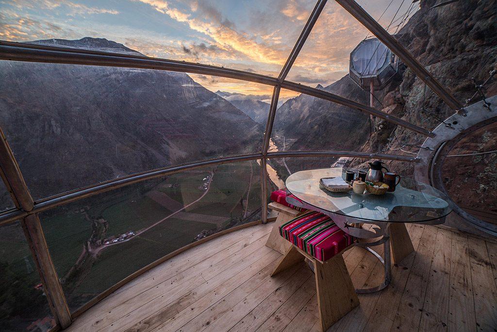 Acht bijzondere hotels en resorts waar iedereen wel een nachtje zou willen slapen