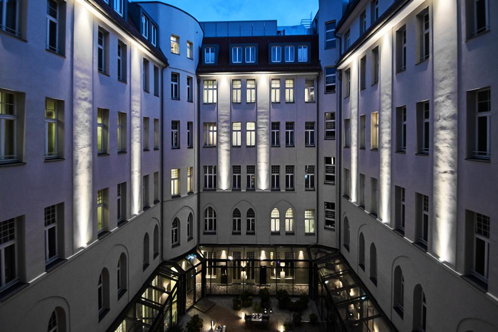 Hotel am Steinplatz Berlijn