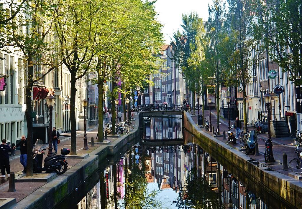 Staycation in Nederland