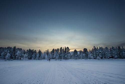 Lapland winter gevoel beleven