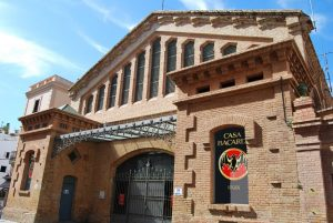Sitges, Casa Barcardi