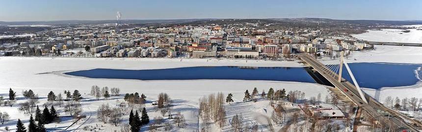 Rovaniemi – thuisstad van de Kerstman