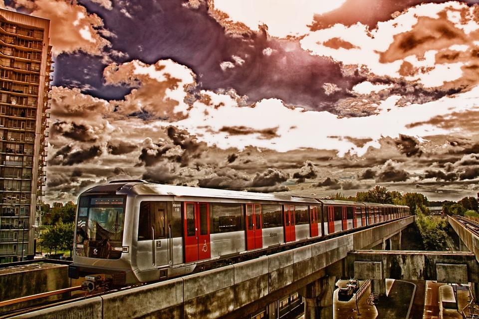 Metro's van de wereld