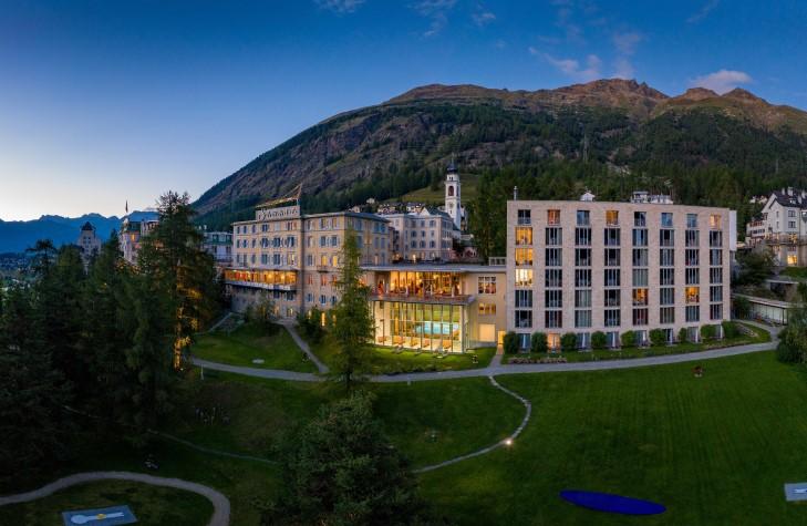 Saratz Hotel Zwitserland